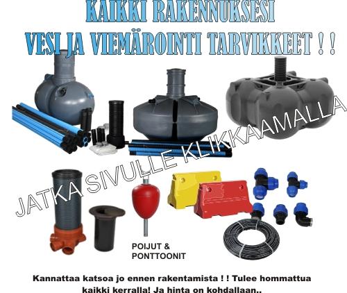 Muovituotteet: